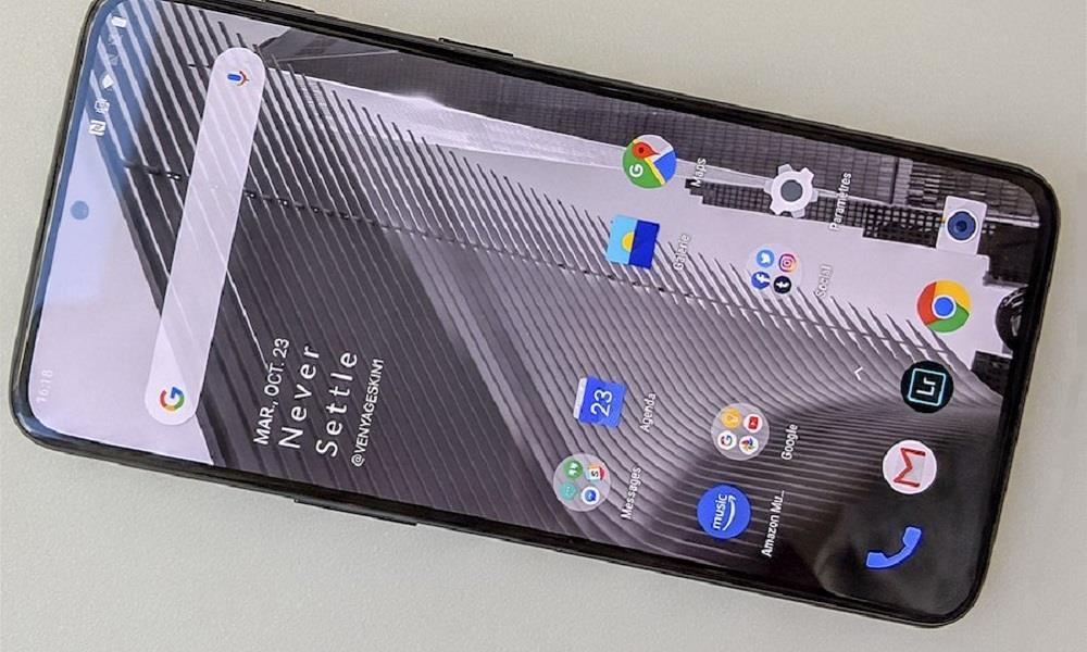 OnePlus 7: almacenamiento UFS 3.0 y 5G para una velocidad de vértigo 28