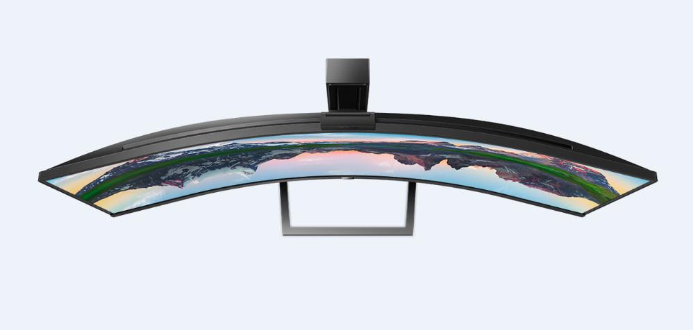 Philips Brilliance 49: llevando al extremo los monitores ultrapanorámicos 30