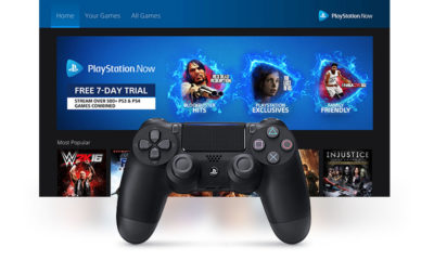 PlayStation Now PS PSN PS4