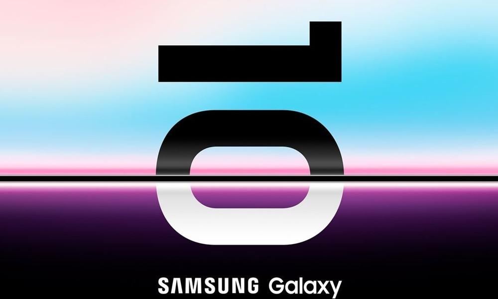 Galaxy S10 en video
