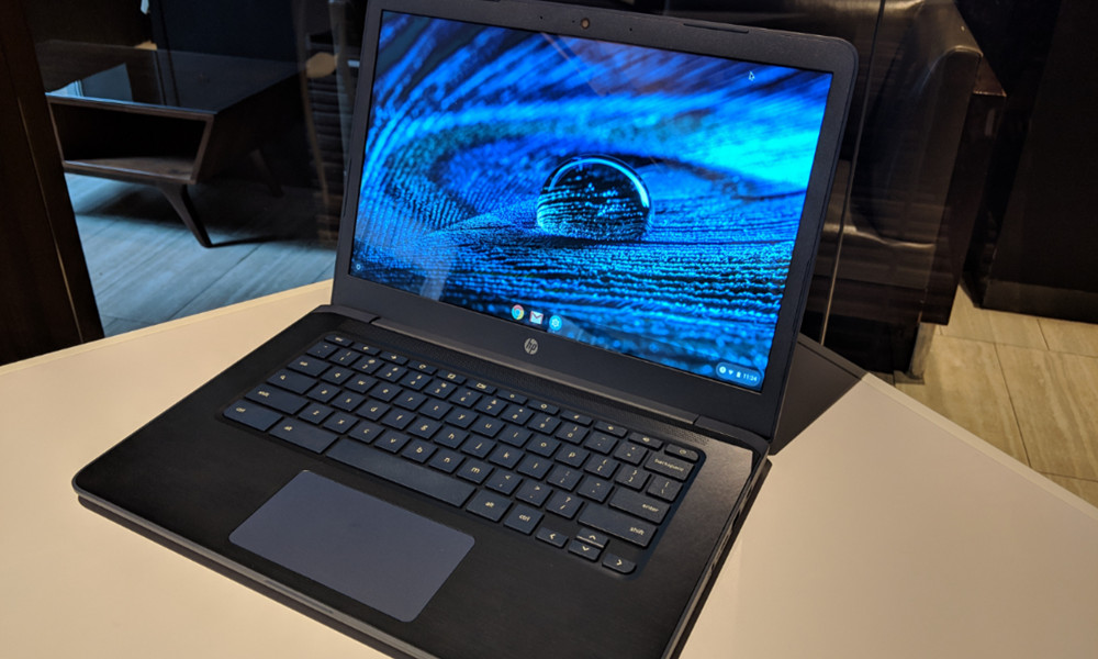 primer Chromebook con AMD