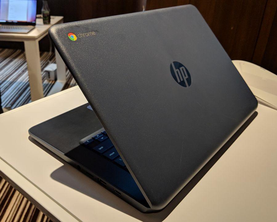 HP presenta el primer Chromebook con AMD 29