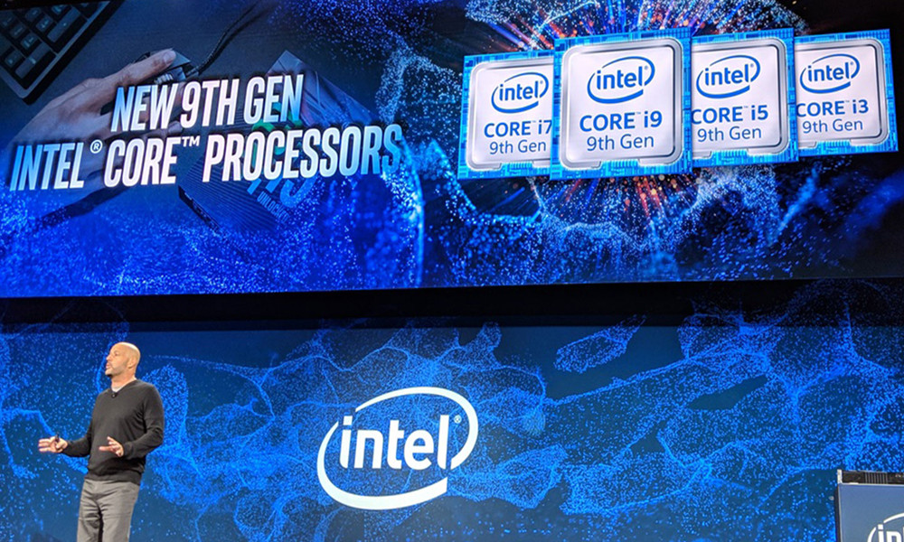Procesadores Core 9000
