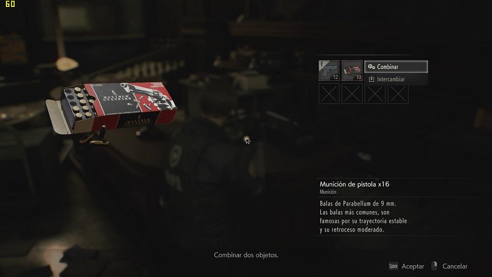 Resident Evil 2 Remake Demo: análisis y rendimiento en PC 58