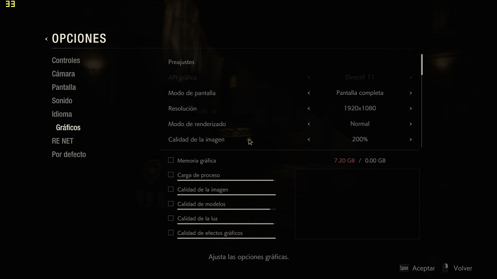 Resident Evil 2 Remake Demo: análisis y rendimiento en PC 37