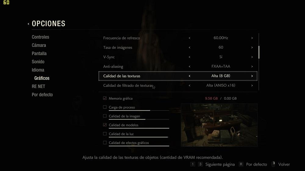 Resident Evil 2 Remake Demo: análisis y rendimiento en PC 34
