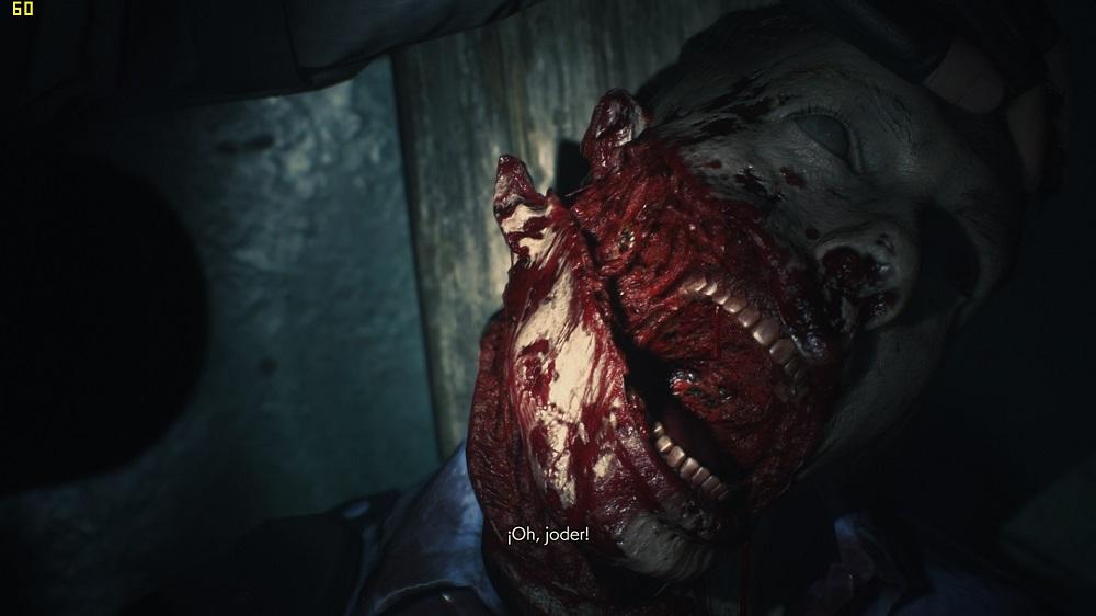 Resident Evil 2 Remake Demo: análisis y rendimiento en PC 60