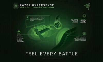 Razer HyperSense Chroma Alexa