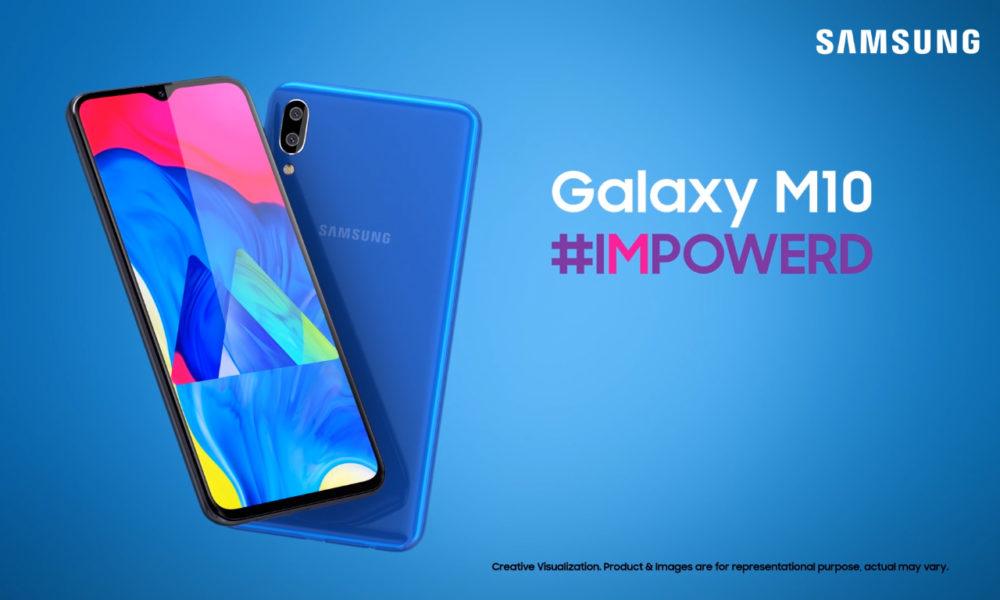 Samsung Galaxy M M20 M10