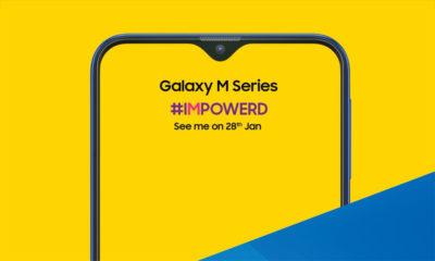 Samsung Galaxy M Series Fecha
