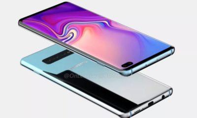 Samsung Galaxy S10 disponible en cinco versiones: acabado premium en cerámica 65