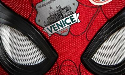 """""""Spider-Man: Lejos de casa"""", presenta su primer teaser trailer 82"""