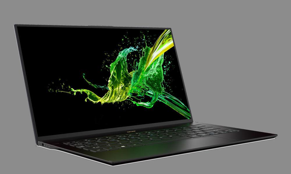 Acer renueva los Swift 7 37