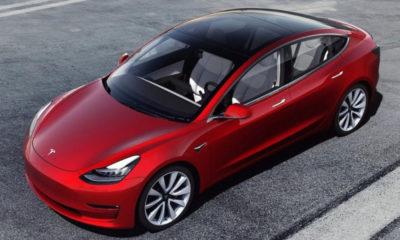 Tesla Model 3en Europa