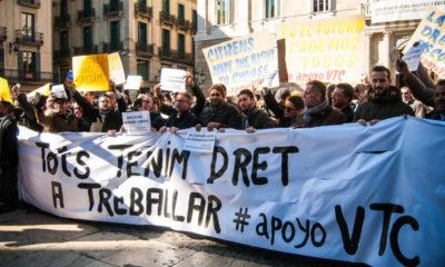Uber dice adiós a Barcelona
