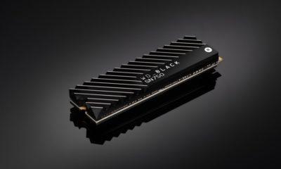 WD Black SN750: SSD M.2 de alto rendimiento con disipador integrado 116