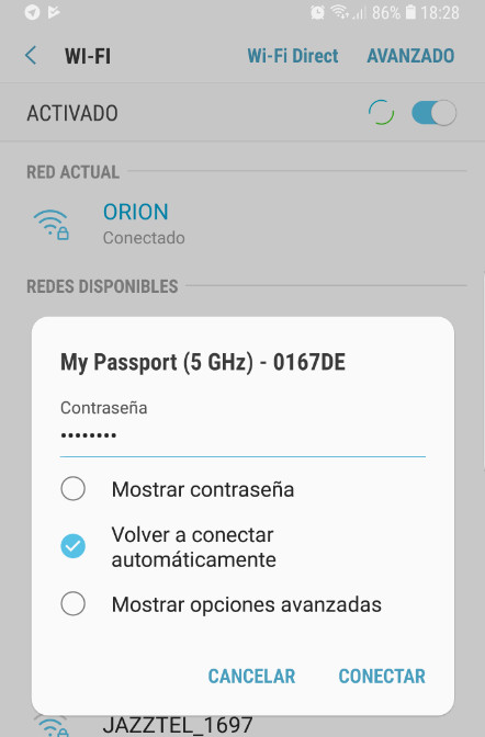 WD My Passport Wireless SSD, análisis 41