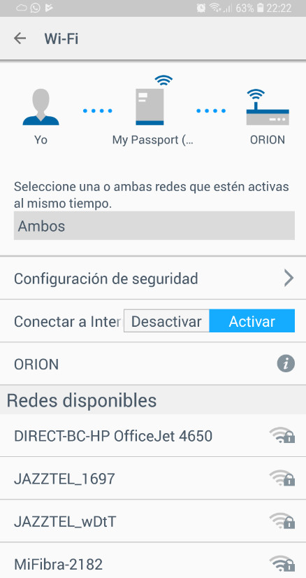 WD My Passport Wireless SSD, análisis 43