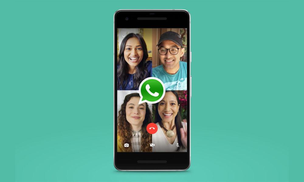 Whatsapp Llamadas Grupo Videollamadas Grupales
