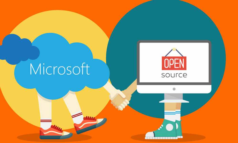 Windows Core OS incluye componentes Open Source