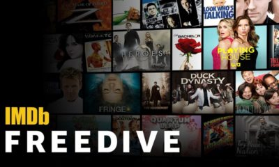 IMDb presenta Freefive, su plataforma de streaming de series y películas gratuita 80