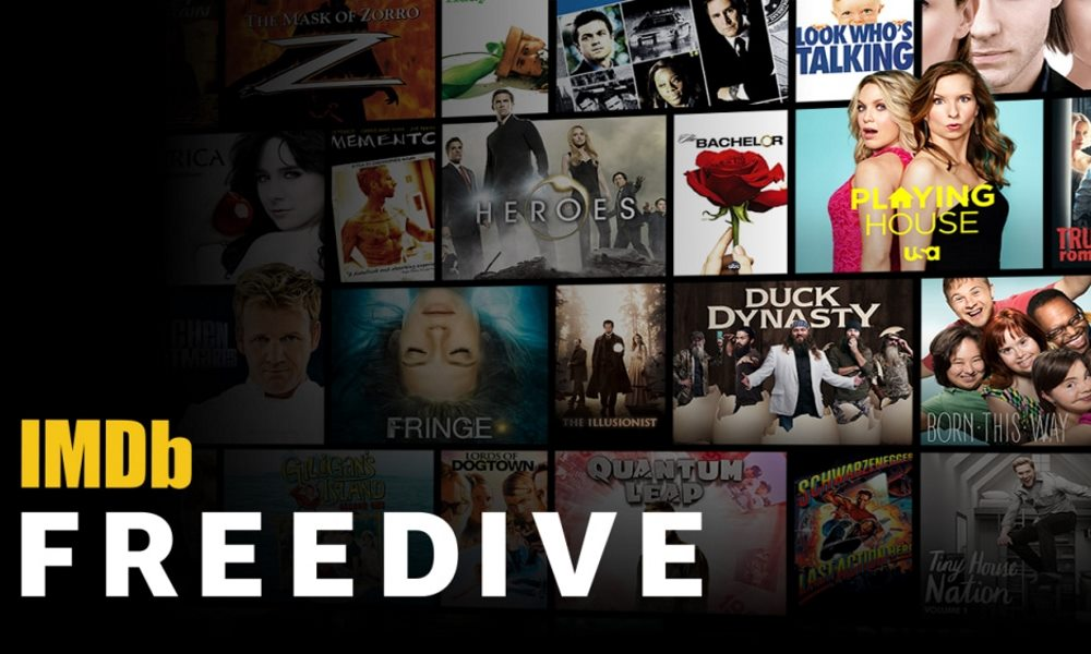 IMDb presenta Freefive, su plataforma de streaming de series y películas gratuita 31