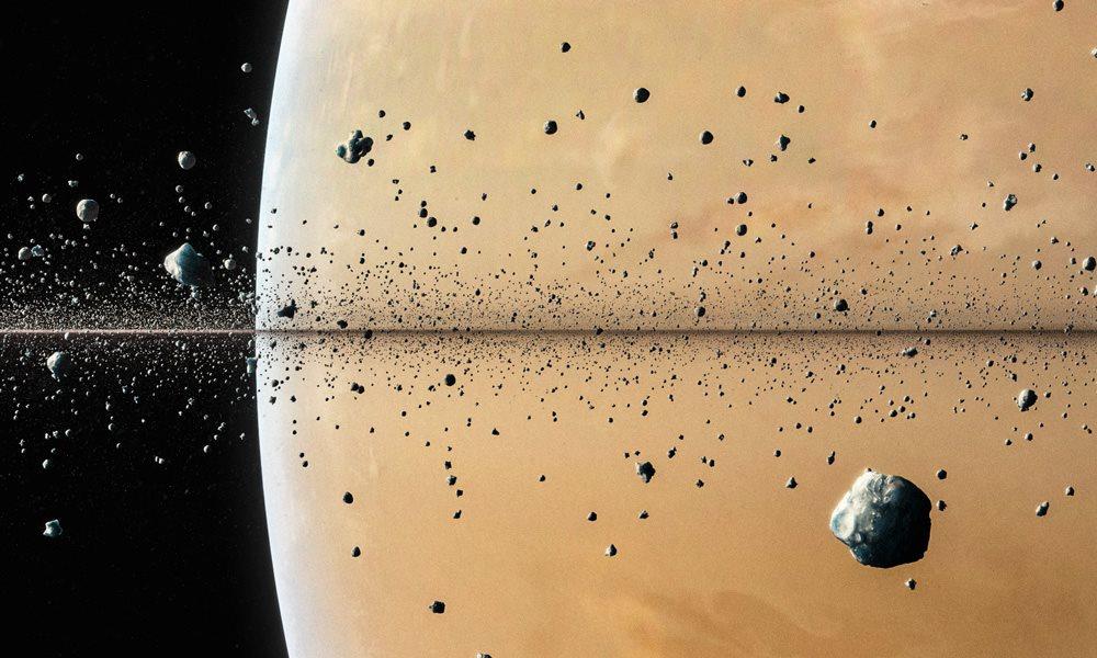 Anillos de Saturno: la sonda Cassini ha permitido determinar su masa 30