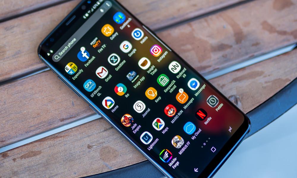 bloatware de smartphones