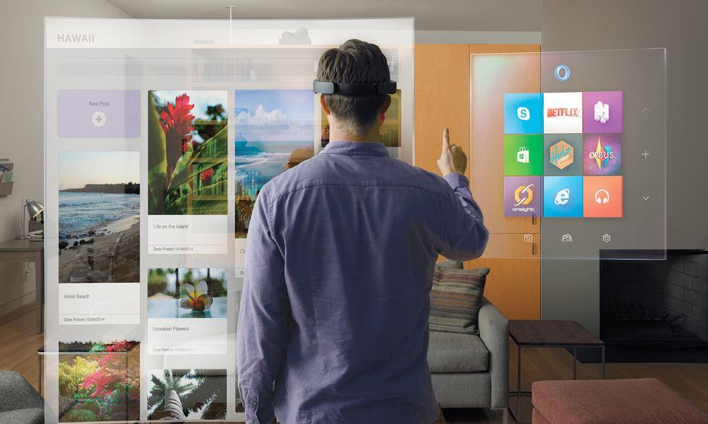 Microsoft quiere reducir el coste de HoloLens, una patente explica cómo 30