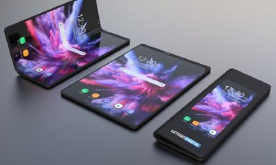 El smartphone flexible de Samsung está optimizado para multitarea 136