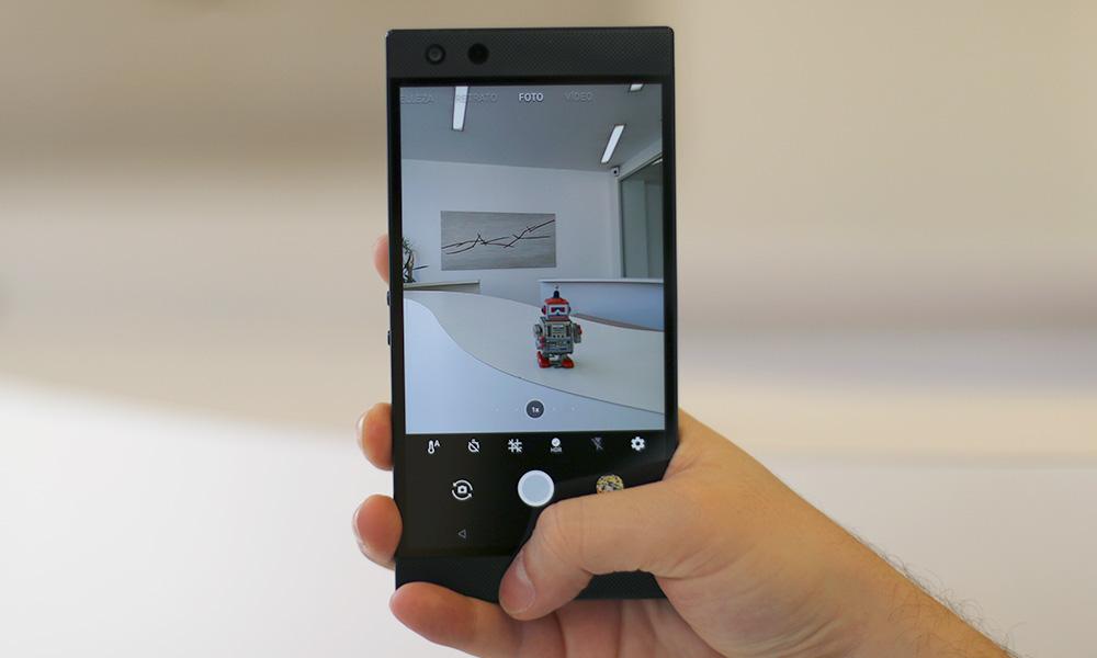Razer Phone 2 Análisis Cámara