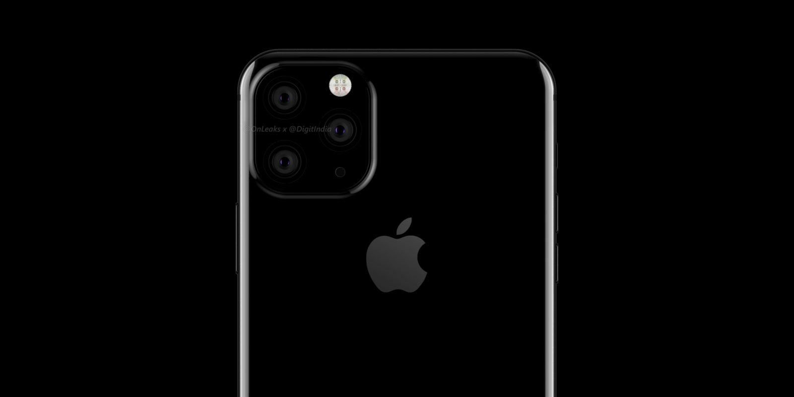 iPhone 11 con triple cámara, el sucesor del iPhone XR tendrá doble cámara 30