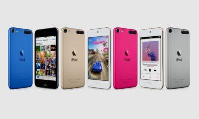 El iPod volverá a la vida como una consola portátil, según un registro de Apple 44