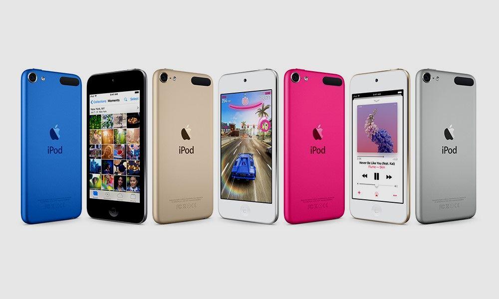 El iPod volverá a la vida como una consola portátil, según un registro de Apple 29
