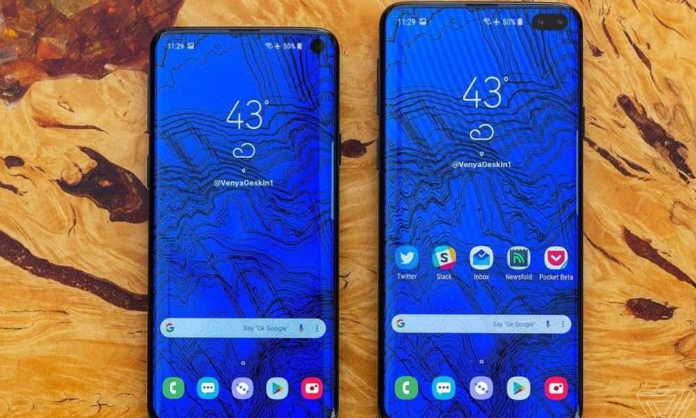 Primeras imágenes de los Galaxy S10 y Galaxy S10+ 29