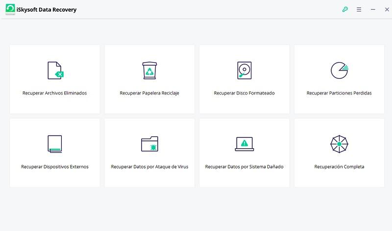 iSkysoft Data Recover: una solución todoterreno para recuperar tus datos 36