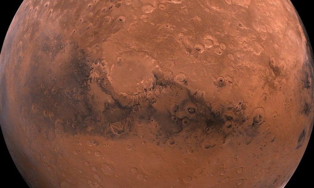 China quiere ir a Marte: la Luna se le ha quedado pequeña 30