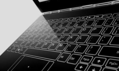 Malos tiempos para la mecánica: Microsoft patenta su teclado háptico 134
