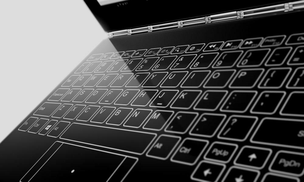 Malos tiempos para la mecánica: Microsoft patenta su teclado háptico 27