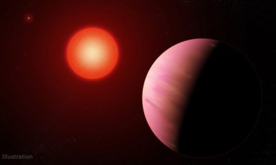 K2-288Bb: descubierto nuevo planeta que dobla a la Tierra en tamaño 37