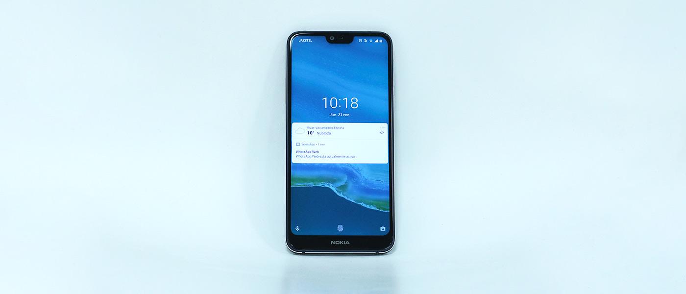 Nokia 7.1, análisis: La belleza no se puede limitar al exterior 33