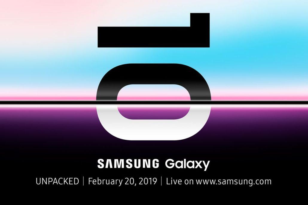 Samsung presentará el Galaxy S10 el 20 de febrero 42