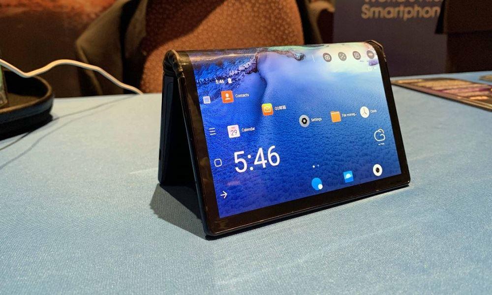 Royole FlexPai: así es el primer smartphone flexible del mundo 30
