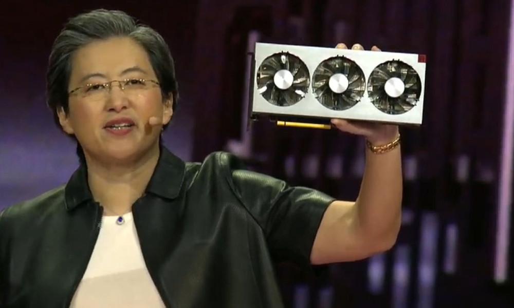 Rendimiento de la AMD Radeon VII en 3DMark y Final Fantasy XV 29