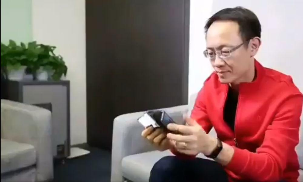 Xiaomi muestra en video el funcionamiento de su prototipo de celular plegable