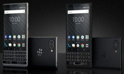 Nuevos smartphones BlackBerry para el CES, TCL lo ha confirmado 50