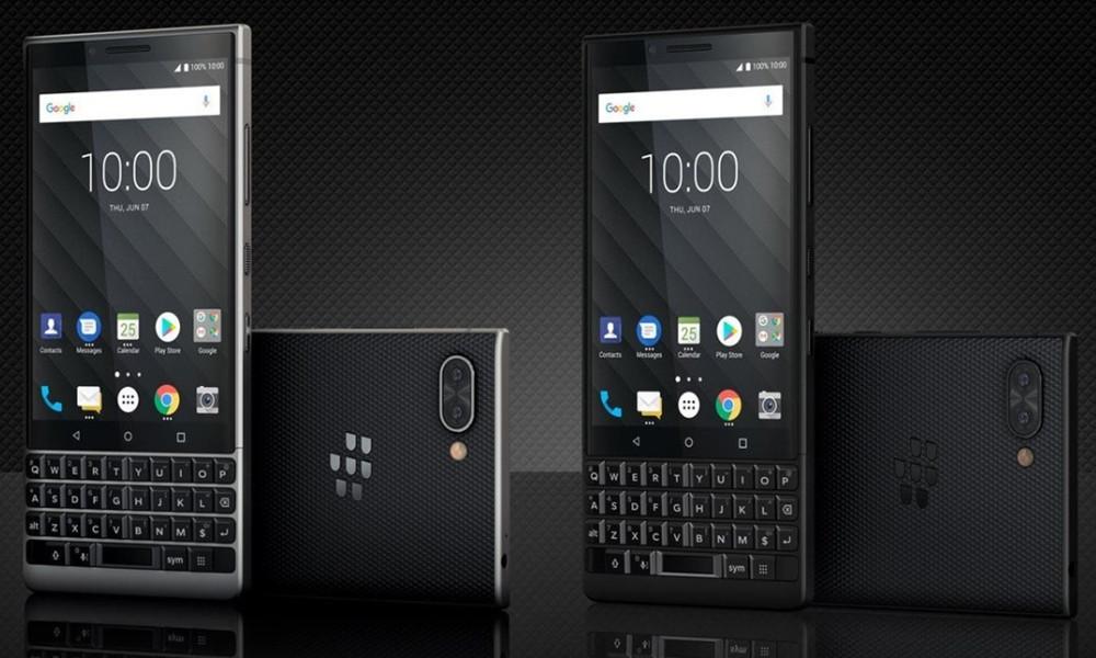 Nuevos smartphones BlackBerry para el CES, TCL lo ha confirmado 31