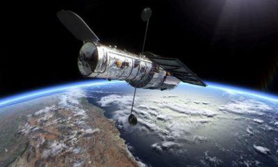 El telescopio Hubble vuelve a estar en problemas 58