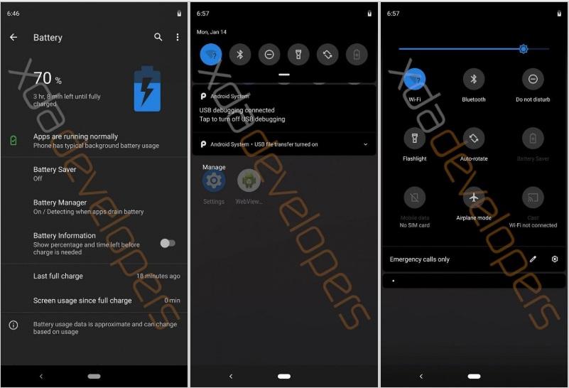 Android Q trae un tema oscuro mejorado, y mucho más 31