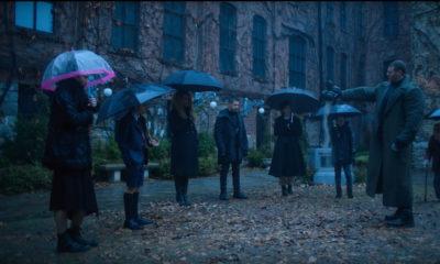 """Tráiler de """"The Umbrella Academy"""", la nueva serie de superhéroes de Netflix 76"""